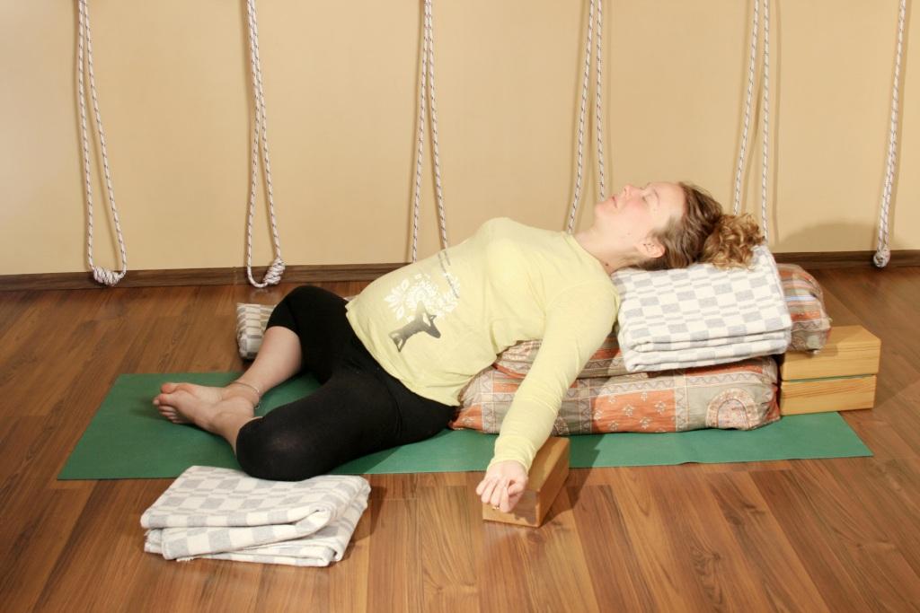 Главная йога для беременных