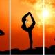 Йога для похудения с Мариной Коваль.