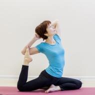 С 1 ноября открывается новый класс «Прана йога»!